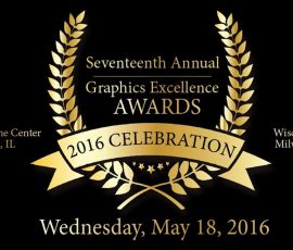 """SFG is proud to announce: We have been selected for two Best In Category """"Excellence in Printing"""" Awards by the Great Lakes Graphic Association."""