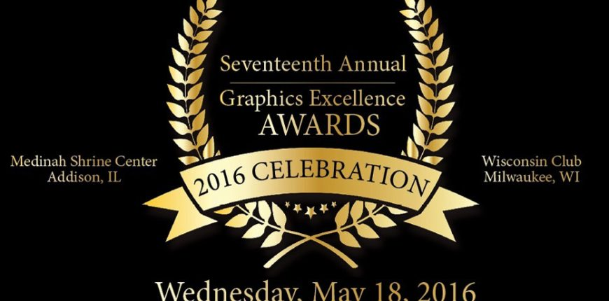 "SFG is proud to announce: We have been selected for two Best In Category ""Excellence in Printing"" Awards by the Great Lakes Graphic Association."